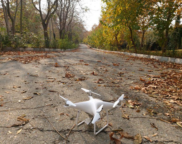 تصاویر هوایی و فتوگرامری